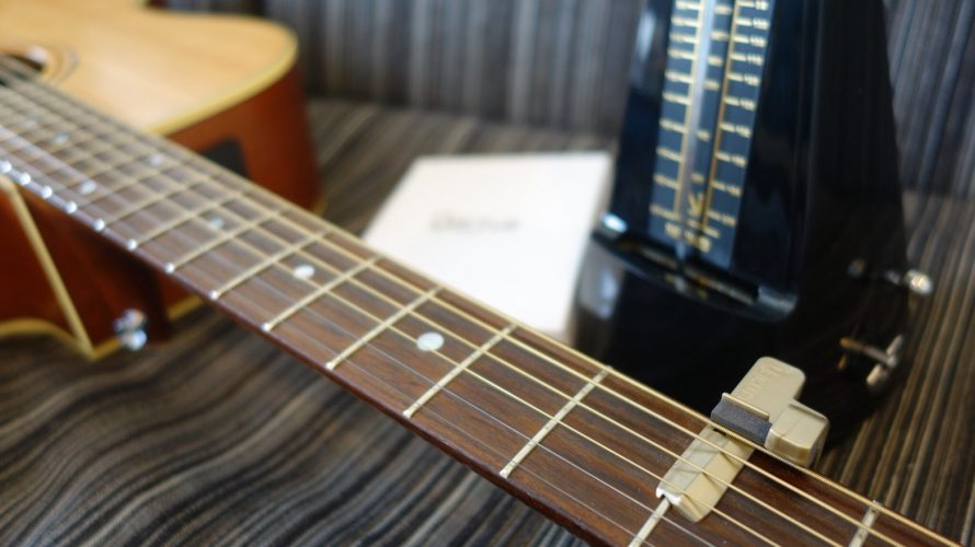 Qactus カクタス ギター 使い方 弾き方 初心者 ビギナー 挫折者