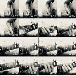 無料公開用ギター新教材制作中